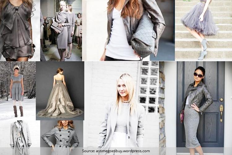 Chic fashion 50 shades of grey fashion ideas