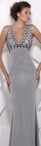 shades of grey fashion for women