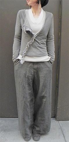 Shades of grey fashion