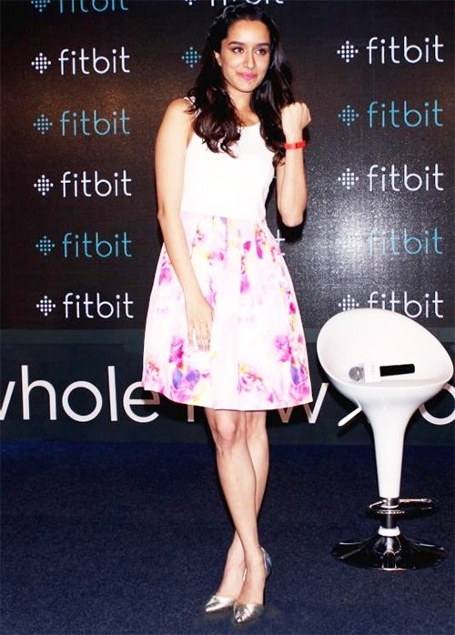 Shraddha Kapoor floral dress by Forever New
