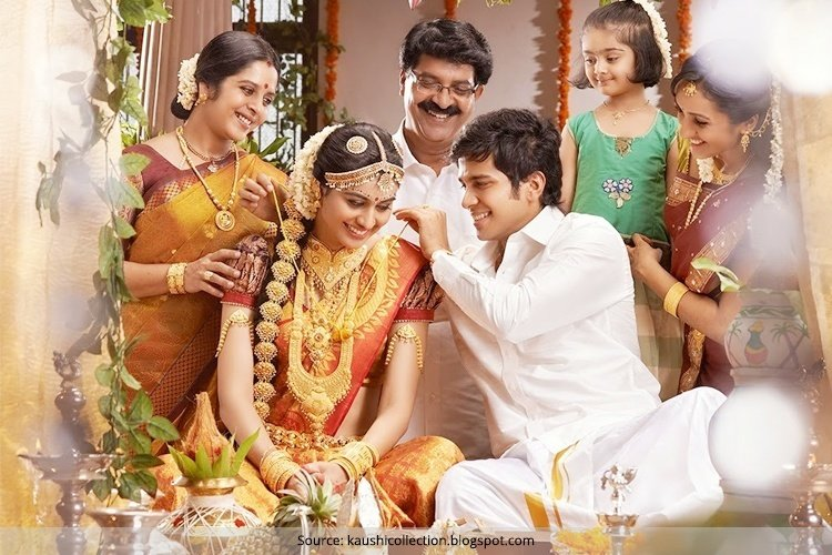 South Indian Wedding Poses