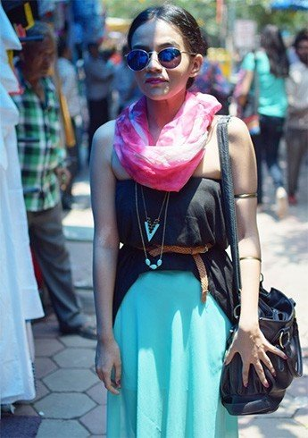 Indian street fashion