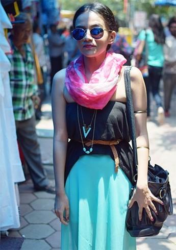 Indian street fashion