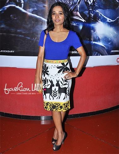 Tannishtha Chatterjee Fashion