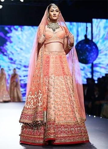 BMW Indian Bridal Fashion Week 2015