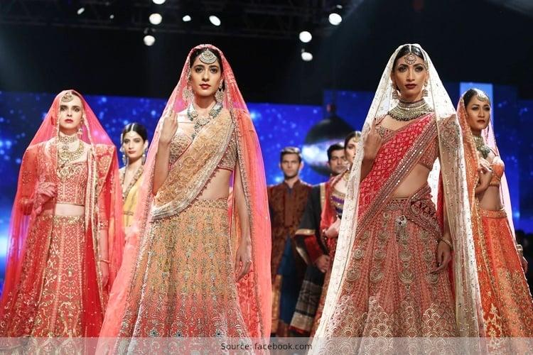 Tarun Tahiliani BMW Indian Bridal Fashion Week 2015