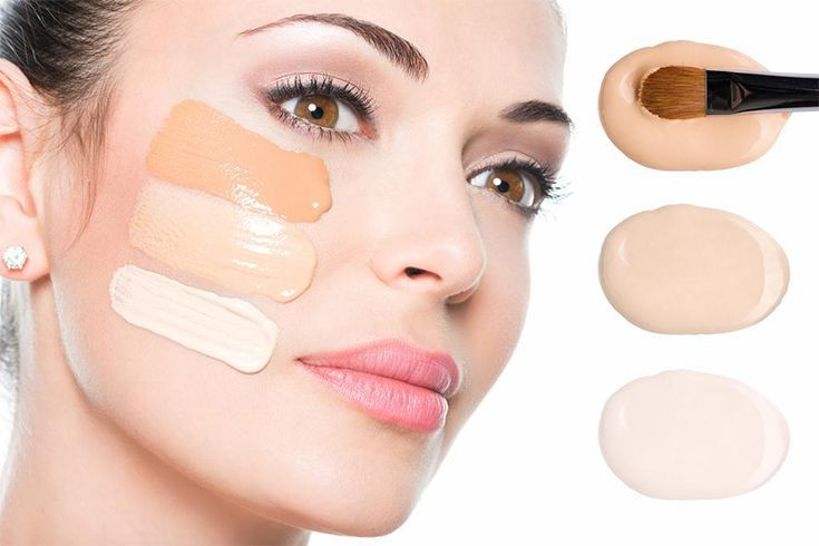 Ways To Apply Liquid Foundation