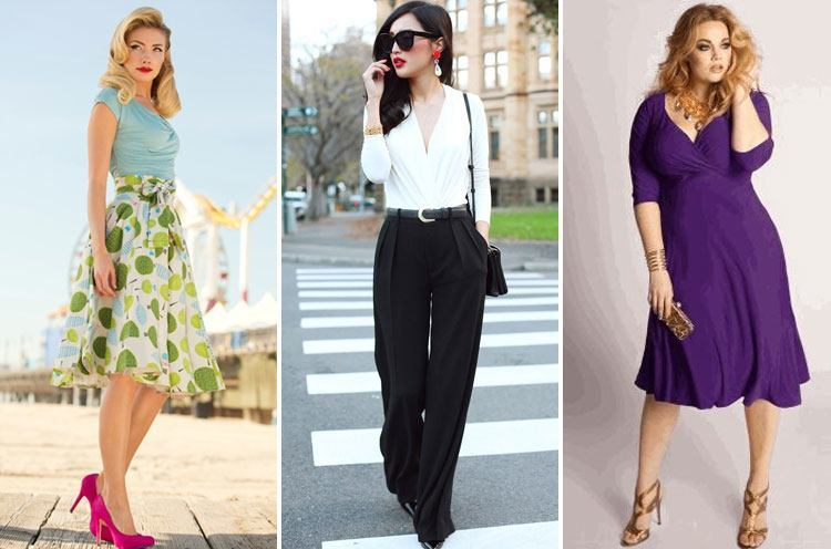 Fashion Tips For Wide Hips What To And What Not To Wear For Wide Hips
