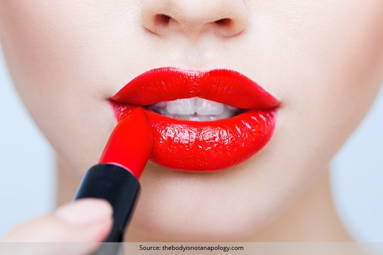 Bold Lip Makeup