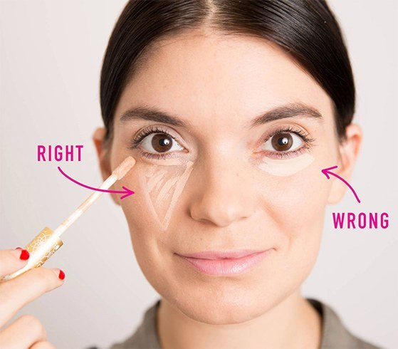 Makeup Tips For Women Over 40 Easy Make Up Tips For Over 40 Women Best Makeup For Aging Skin ...