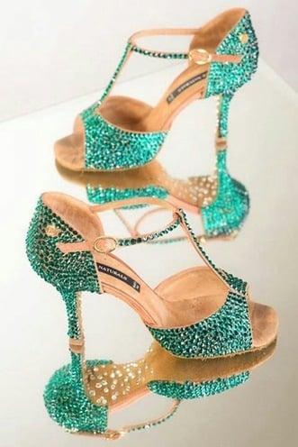 womens ballroom dance shoe
