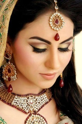 The Allure Of Asian Bridal Makeup