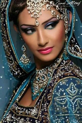 Best Indian bridal makeup