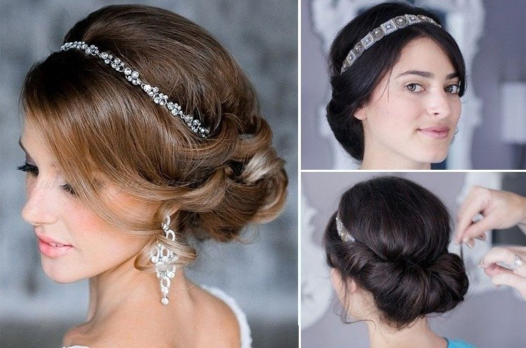 Best Short hairstyles with headbands