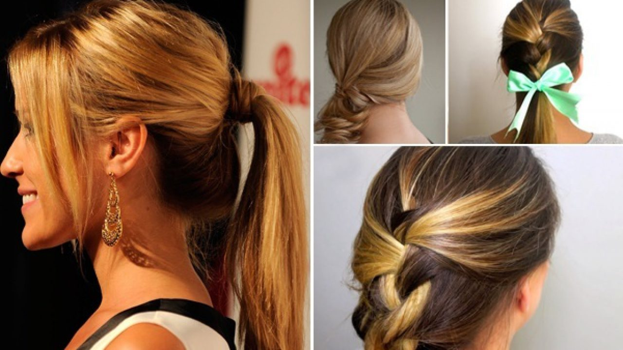 Try These Easy To Do Hairstyles For A Girl S Night Out