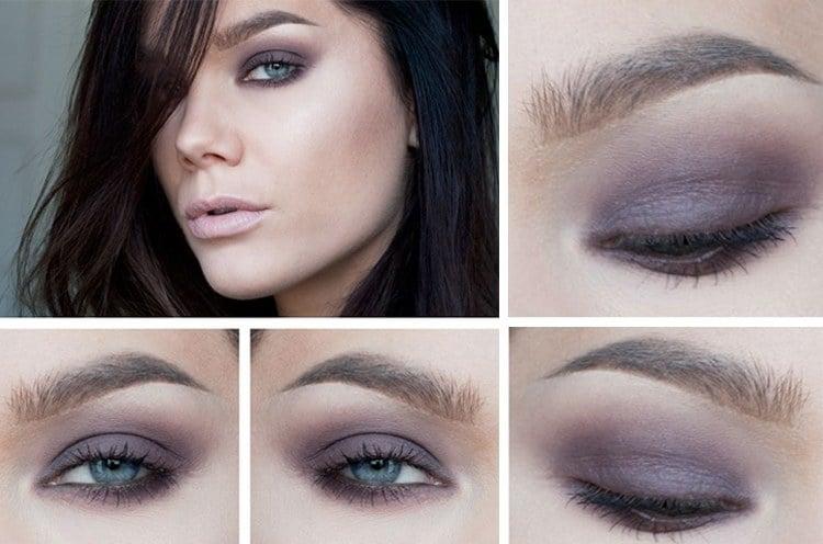 Makeup Colours For Blue Grey Eyes - Mugeek Vidalondon