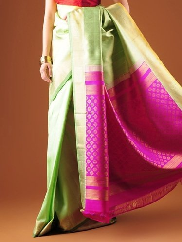 Best kanchipuram bridal sarees