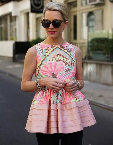Best peplum dress