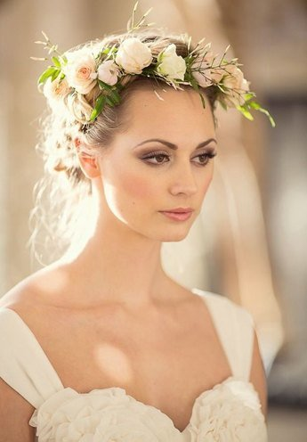 Best wedding head wreaths