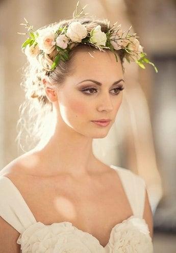Best wedding head wreaths