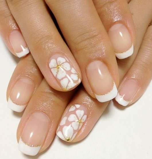 Creative Christmas Nail Designs