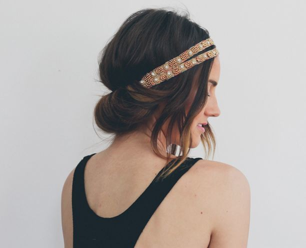Hairstyles with head bands