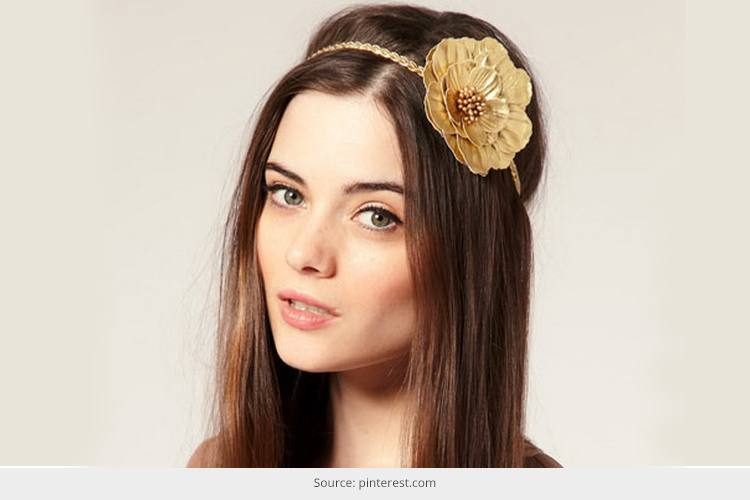 How to do headband hairstyles