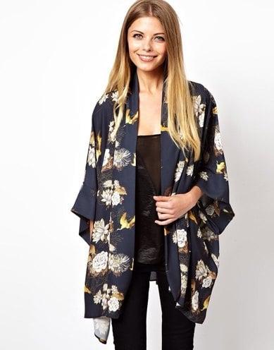 Japanese kimono dress
