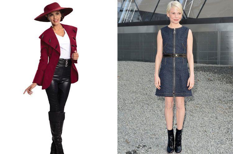 Leather Skirt Fashion