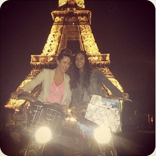 Lisa Haydon miss paris
