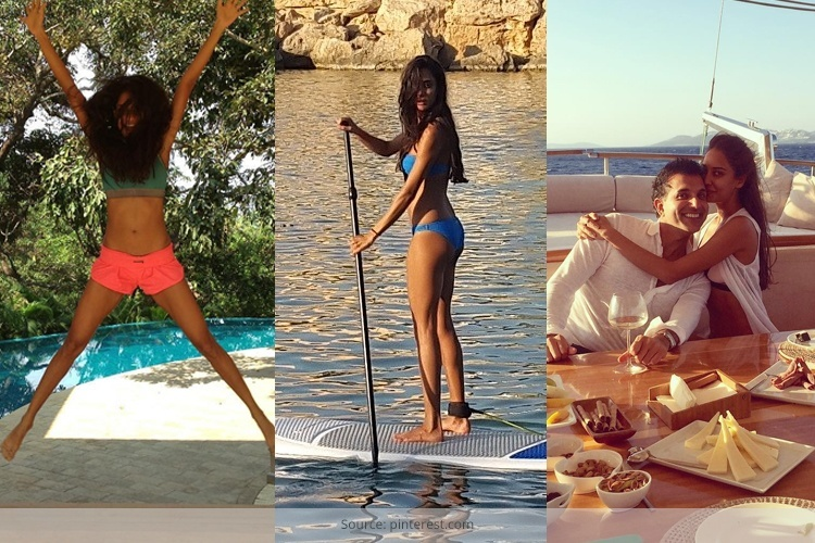Lisa Haydons Holiday Pictures