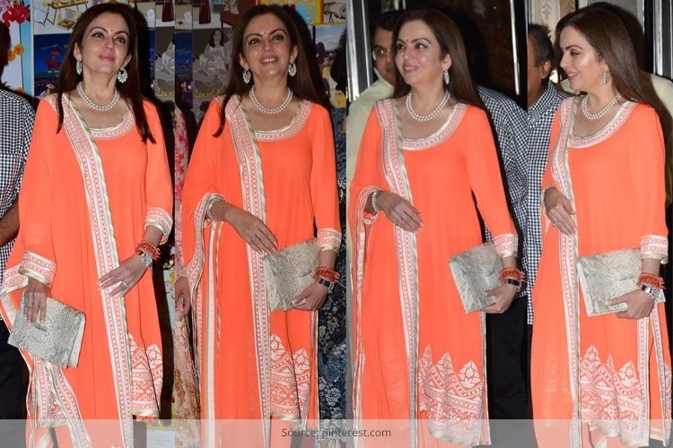 Nita Ambani Shows