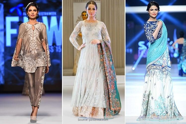 Pakistani Fashion Haute Looks By Fashion Designer Niza Adwer