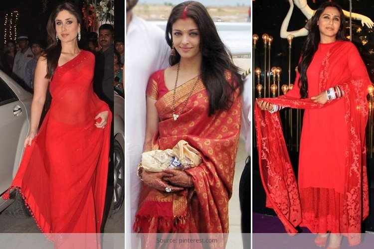Post-Wedding Looks Of Bollywood Actresses