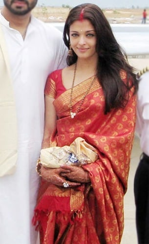 Post marriage Appearances of Aishwarya Rai
