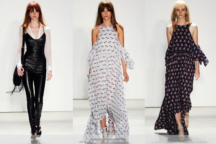 Rebecca Minkoff NYFW SS16 Collections