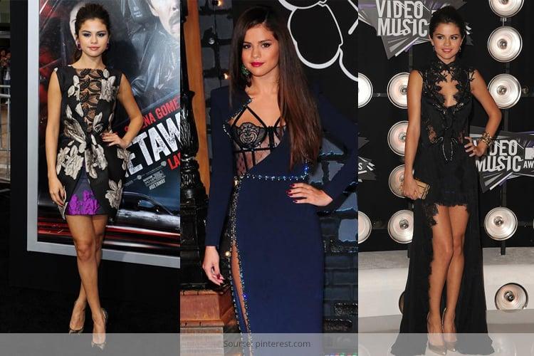 Selena Gomez Red Carpet