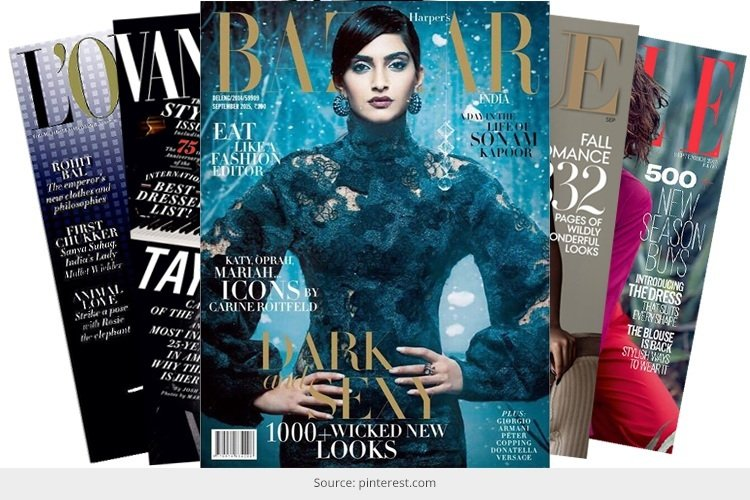 September Magazine Covers 2015