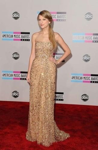 Taylor Swift's Best Red Carpet Looks