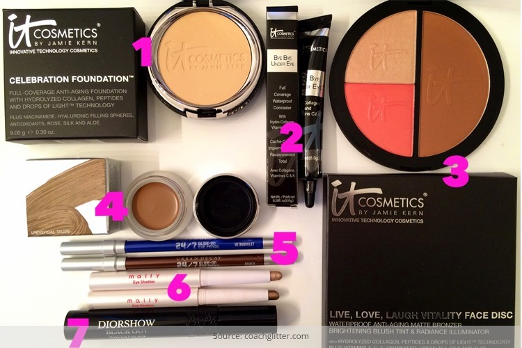 Waterproof Famous Makeup Brands