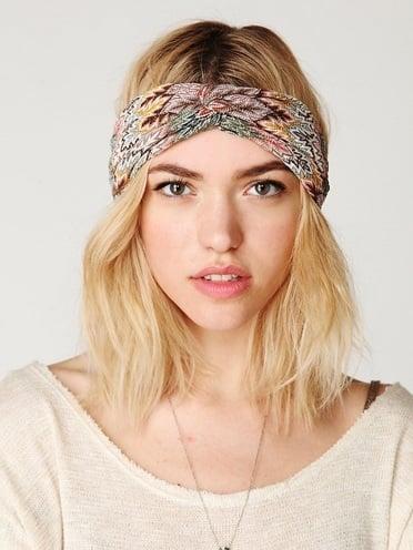 Womens Headband hairstyles