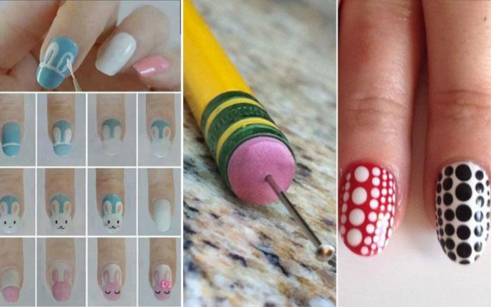 What Are The Different Nail Art Tools And Supplies A Beginner Must Own