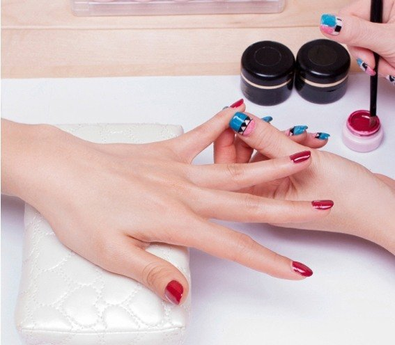 about gel manicure