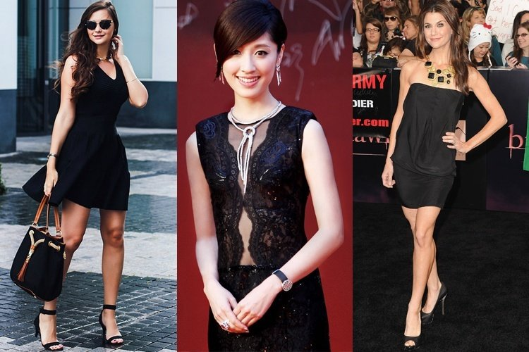 Accessories For Black Dress Every Girl Would Need