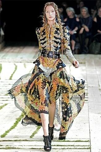 Alexander McQueen dresses new dresses