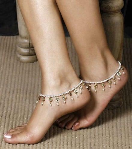 ankle bracelets