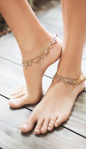 Anklet Designs