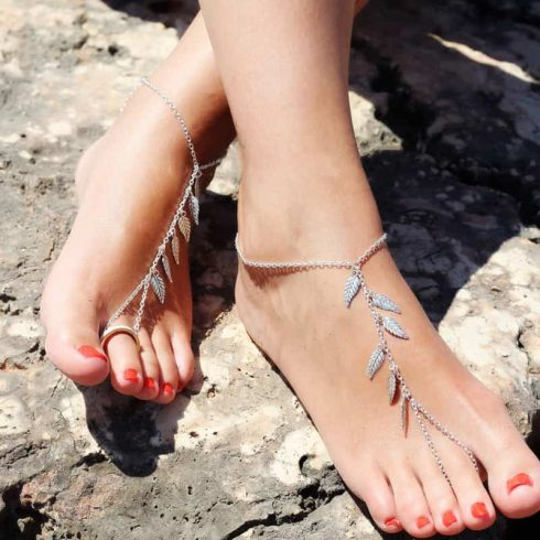 Anklet jewelry 2018