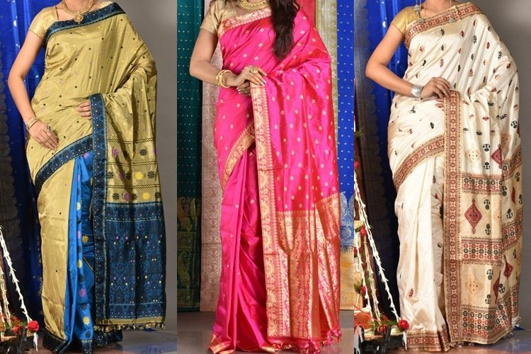 Assamese Traditional Sarees