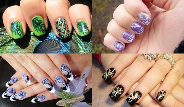 Beautiful Nail Art Designs Just For You - Hello Pretty Nails!